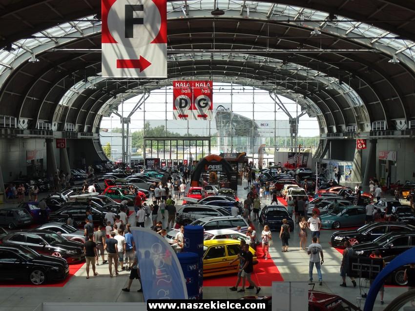 Widowiskowe święto motoryzacji w Targach Kielce
