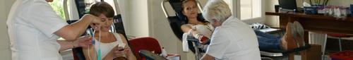 kielce wiadomości Oddaj krew przy mostku nad Silnicą
