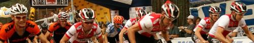 Mistrzostwa Polski MTB Kielce 2012 zakończone - zdjęcia