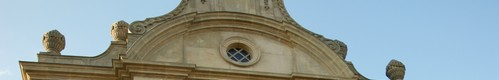 kielce wiadomości Święty Krzyż – odbudowa wieży w setną rocznicę zniszczenia