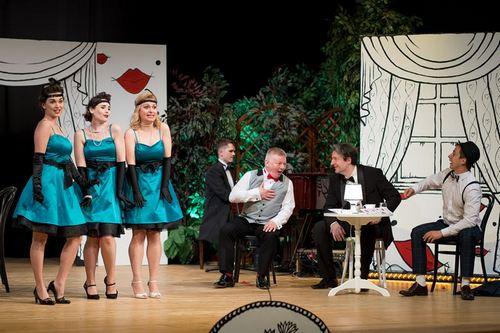 kielce kultura Teatr TeTaTeT przenosi się do KCK