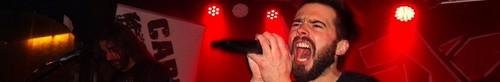 kielce kultura Carrion zagrał w klubie Woor (zdjęcia)