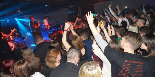 kielce wiadomości Niezwykły koncert Lady Pank w Grand Music Club (ZDJĘCIA,WIDEO)