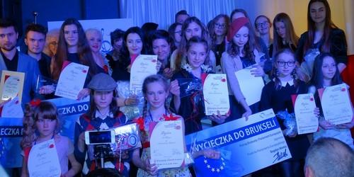 kielce kultura Patriotyczny festiwal w MDK. Grand Prix dla Sebastiana Dudzika (Z