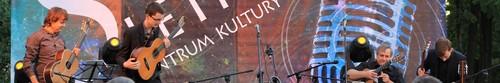 kielce kultura Niedzielne granie w centrum Kielc - zdjęcia