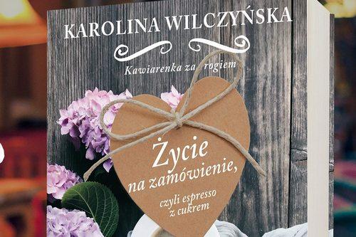 kielce kultura Kielczanka wydała nową książkę - Życie na zamówienie, czyli espresso z cukrem