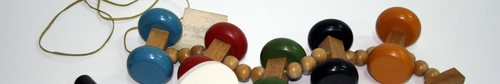kielce kultura Zabawki ze sznurkiem w Muzeum Zabawek