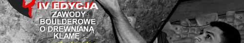 kielce sport IV Zawody Bulderowe o Drewnianą Klamę