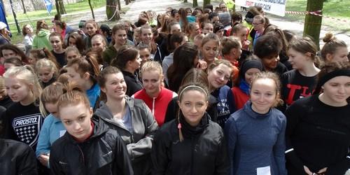 kielce sport Rekordowa frekwencja na biegu ulicznym MOSiR-u (ZDJĘCIA,WIDEO)