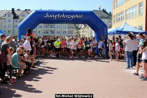 kielce wiadomości Biegali na Ślichowicach dla ośrodka w Chęcinach (ZDJĘCIA,WIDEO)