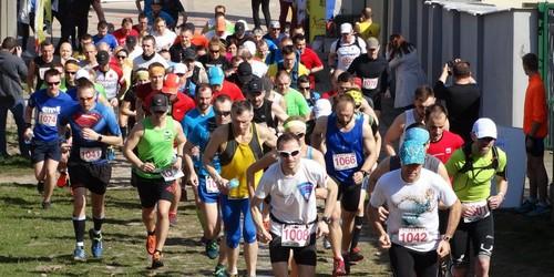 kielce sport Biegi górskie w Chęcinach. Pierwszy Cross Run za nami (ZDJĘCIA,WIDE