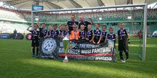 kielce sport DAP Kielce Klubowym Mistrzem Polski w kategorii U-8!