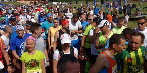 kielce sport Górski bieg i Pilates. Sportowa niedziela na stadionie (ZDJĘCIA,WID
