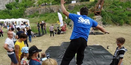 kielce sport Ekstremalna sobota w rezerwacie. Za nami Kadzielnia Sport Festiwal