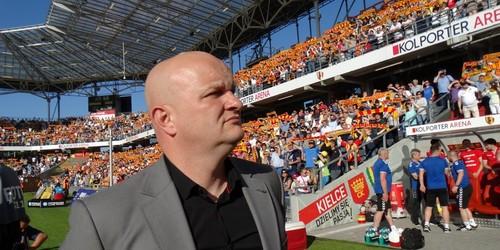kielce sport Maciej Bartoszek wybrany trenerem sezonu. A w Koronie mu już podzię