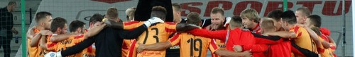 kielce sport Jacek Kiełb daje zwycięstwo Koronie w ostatniej minucie (zdjęcia)