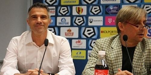 kielce sport Korona przedstawiła nowego trenera