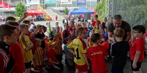 kielce wiadomości Majówka z Koroną promująca Euro U21 w najbliższą niedzielę