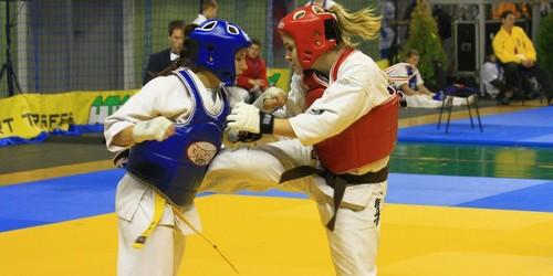 kielce sport Mistrzostwa Europy Karate U16 i U22 w Kielcach