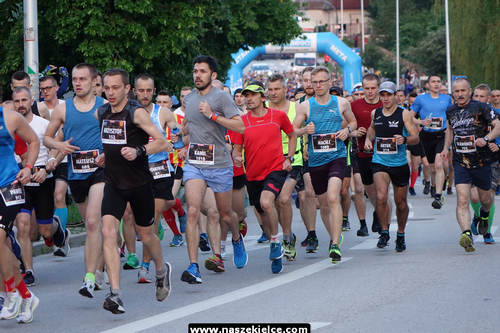 kielce sport Za nami nocna edycja Półmaratonu Kieleckiego (ZDJĘCIA,WIDEO)
