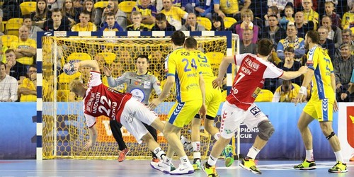 kielce sport Kielczanie ponownie wygrywają z Aalborgiem (ZDJĘCIA)!