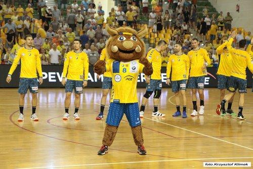 kielce sport PGE VIVE Kielce rozgromiło SPR Star Mielec