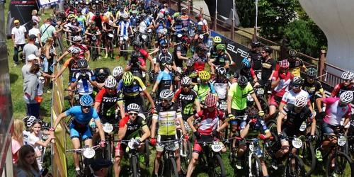 kielce sport Kolarze LOTTO Poland Bike Marathon jeździli po Sitkówce Nowiny (ZDJ