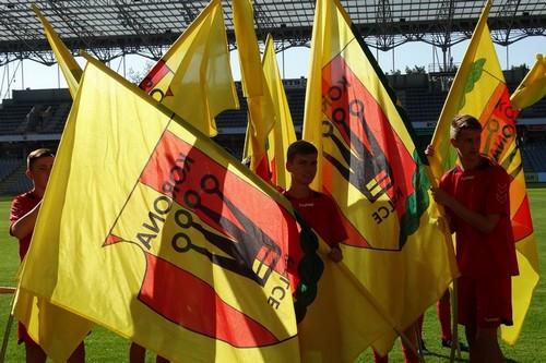 kielce sport Żółto-czerwoni zaprezentują się kibicom