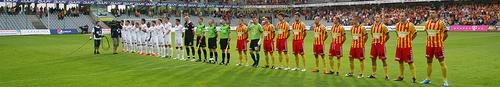 kielce sport Sobotnie wyjazdowe mecze Vive i Korony
