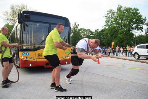 kielce sport Dźwigali ogromne ciężary. W Kielcach odbyły się mistrzostwa strongmenów (ZDJĘCIA,WIDEO)