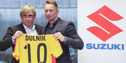 kielce sport Suzuki sponsorem Korony Kielce