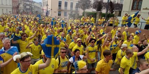 kielce sport Szwedzki potop w Kielcach (ZDJĘCIA,WIDEO)