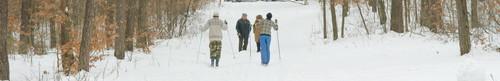 kielce sport Trasa do biegów narciarskich już otwarta