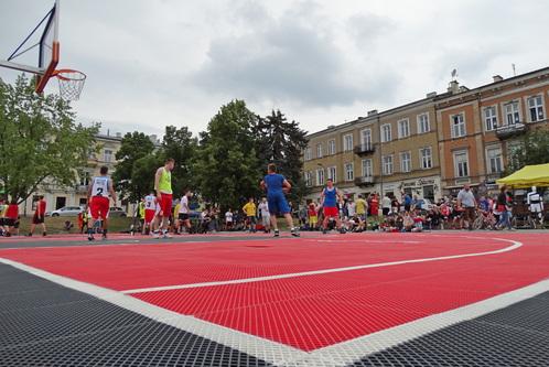 kielce sport Tydzień z koszykówką w Kielcach