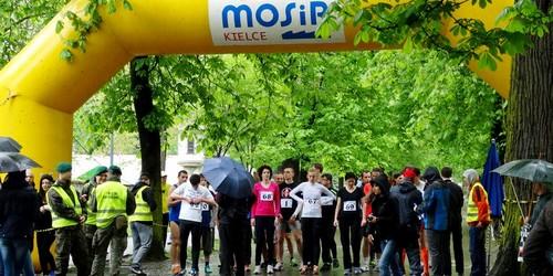 kielce sport Będą biegać po Parku Miejskim