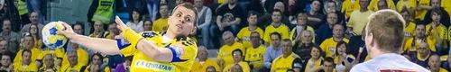 kielce sport Nerwowy mecz Vive w Piotrkowie
