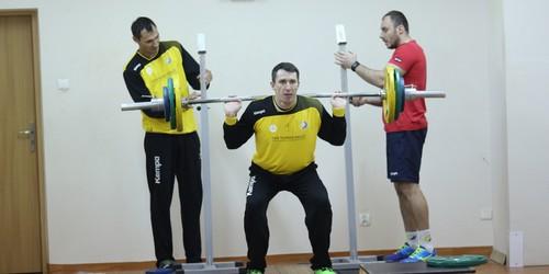 kielce sport Vive wróciło do treningów