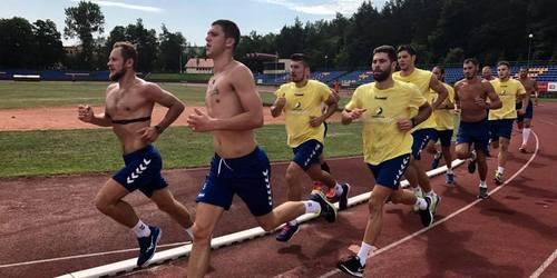 kielce sport Vive Tauron znów trenuje (WIDEO)