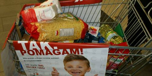 kielce wiadomosci Caritas prowadzi zbiórkę żywności dla potrzebujących