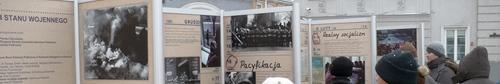 kielce wiadomości 31 rocznica wprowadzenia stanu wojennego - obchody w Kielcach