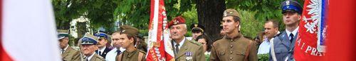 kielce wiadomości Kieleckie obchody 68 rocznicy Powstania Warszawskiego (zdjęcia