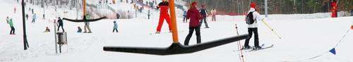 kielce sport  Powrót zimy – wyśmienite warunki na stokach