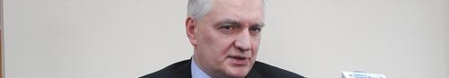 kielce wiadomości Minister Sprawiedliwości Jarosław Gowin odwiedził Kielce