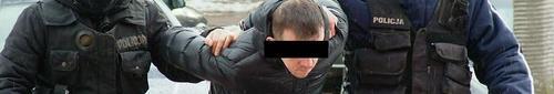 kielce wiadomości Bandyta napadający na banki zatrzymany