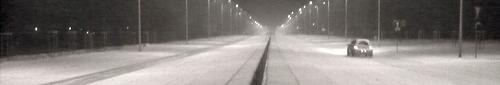 kielce wiadomości Intensywne opady śniegu w nocy