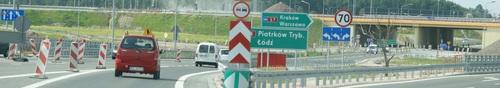 kielce wiadomości Obwodnica Kielc na finishu - dwie jezdnie dla kierowców