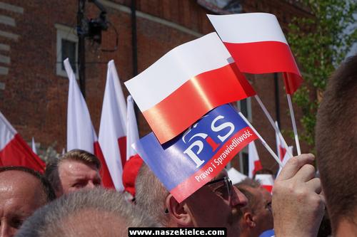 kielce wiadomości 11 z 16 mandatów w regionie dla PiS. Najnowszy sondaż przed wyborami