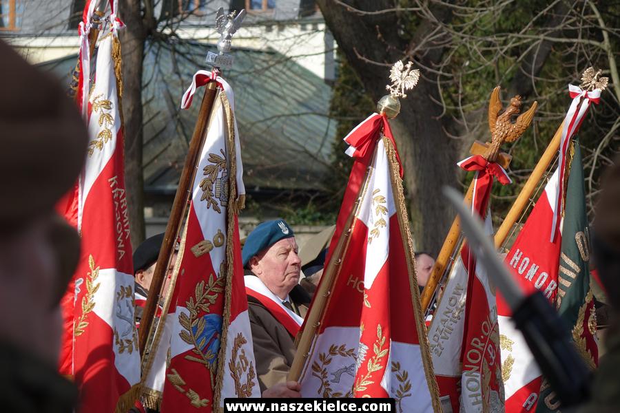 kielce wiadomości Pamiętali o rocznicy powstania Armii Krajowej (ZDJĘCIA)