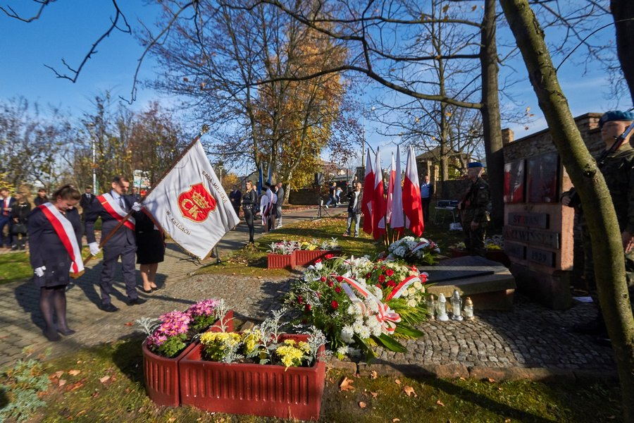 kielce wiadomości Pamiętali o rocznicy śmierci prezydenta Kielc Stefana Artwińskiego (ZDJĘCIA)