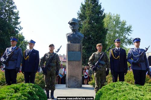 """kielce wiadomości Wojewódzkie obchody 80. rocznicy wybuchu II wojny światowej. """"Rok 1939 był szokiem"""" (ZDJĘCIA,WIDEO)"""